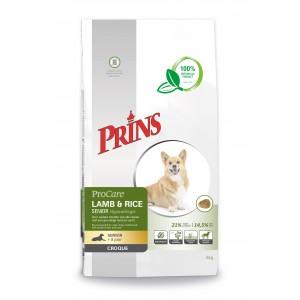 Prins ProCare Croque Lamb & Rice Senior hondenvoer 10 kg