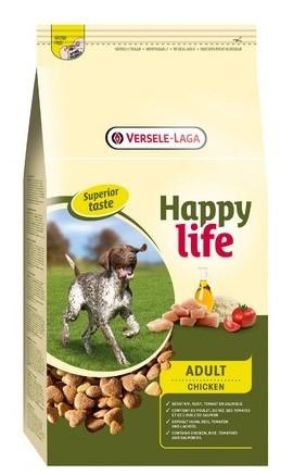 Happy Life Adult Chicken hondenvoer