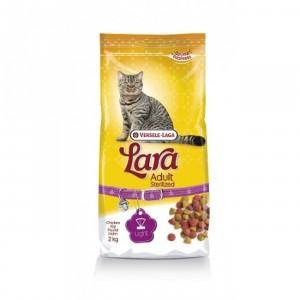 Kattenvoer Versele Laga Lara Versele Laga Lara Versele Laga Lara Sterilised kattenvoer 10 kg