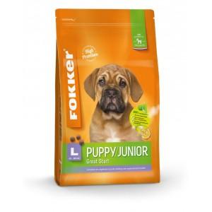Fokker Puppy/Junior L hondenvoer