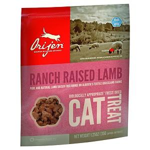 Orijen Ranch Raised Lamb CAT treats 35 gram
