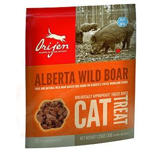 Orijen Wild Boar CAT Treats Per verpakking