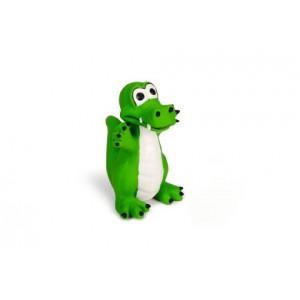 Latex Speelgoed Krokodil voor de hond