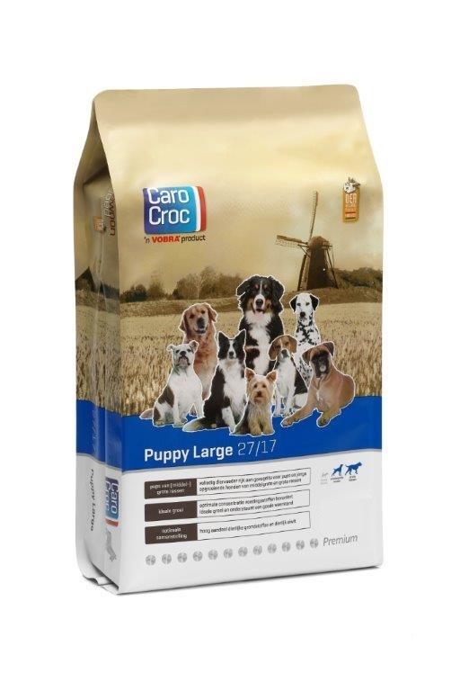 Carocroc 25/17 Puppy Large hondenvoer