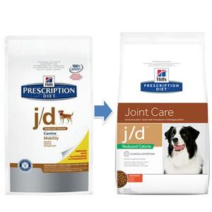 Hill's Prescription Diet J/D Reduced Calorie hondenvoer