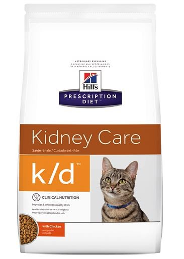 Hill's Prescription Diet K/D kattenvoer