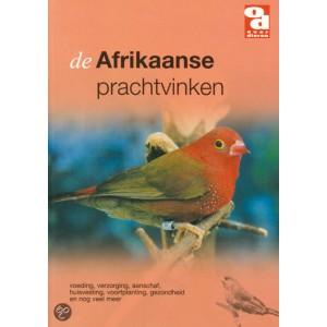 Informatieboekje Afrikaanse prachtvinken Per stuk
