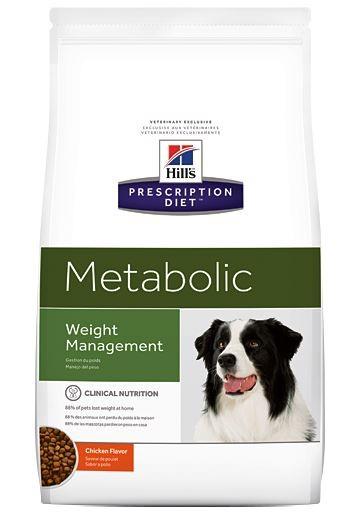 Hill's Prescription Diet Metabolic hondenvoer