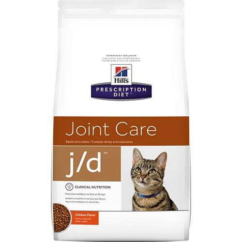 Hill's Prescription Diet J/D kattenvoer