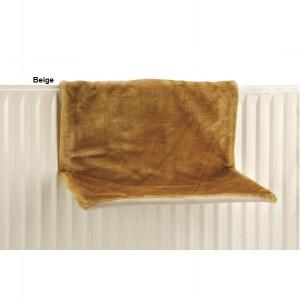 Radiatorhangmat voor de kat Bruin