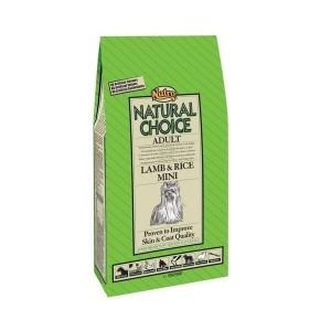 Nutro Choice Mini Lam & Rijst hondenvoer