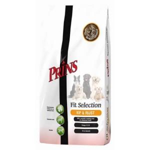 Prins Fit Selection Kip & Rijst Hondenvoer