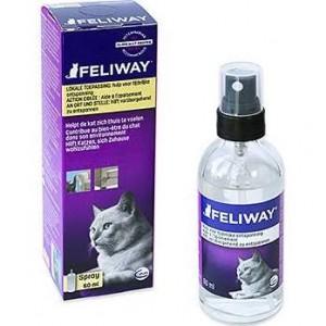 Feliway Spray voor de kat