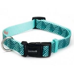 Beeztees Nylon Halsband Geo voor de hond