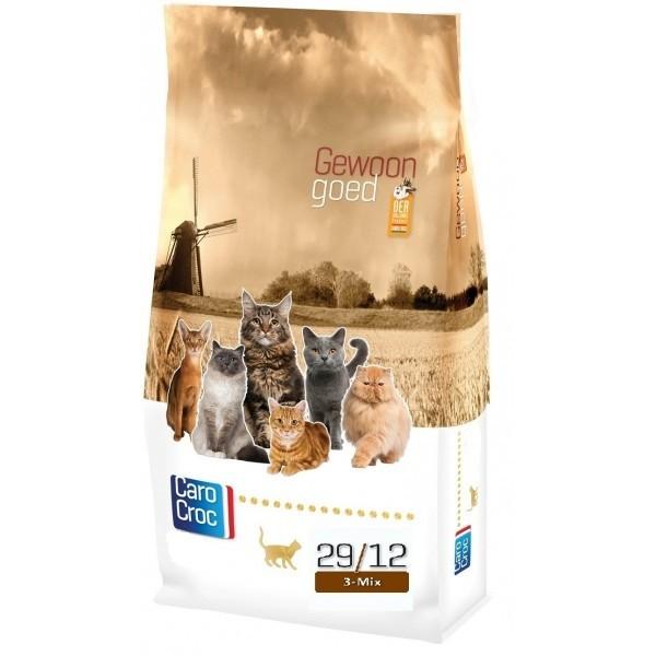 Carocroc 29/12 - 3 Mix kattenvoer
