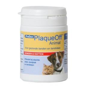 PlaqueOff voor honden en katten 40 gram