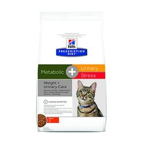 Hill's Prescription Diet Metabolic + Urinary (Stress) kattenvoer