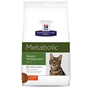 Hill's Prescription Diet Metabolic Diet voor de kat