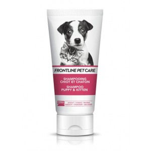 Frontline Pet Care Shampoo Puppy Kitten per verpakking