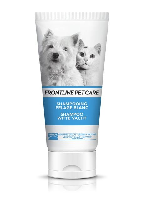 Frontline Pet Care Shampoo Witte Vacht