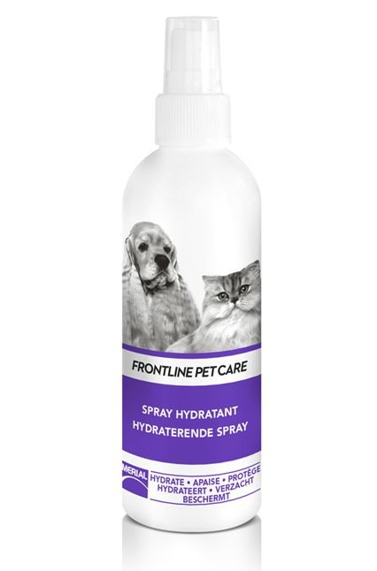 Frontline Pet Care Hydraterende Spray OP is OP