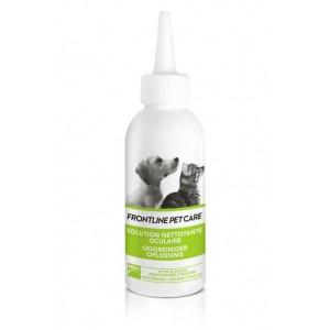Frontline Pet Care Oogreiniger Oplossing per verpakking