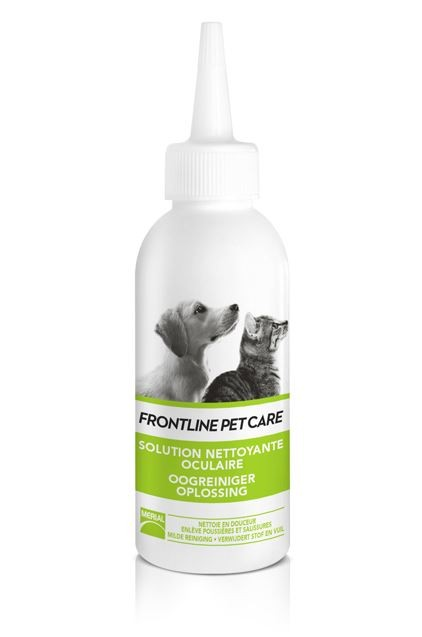 Frontline Pet Care Oogreiniger Oplossing