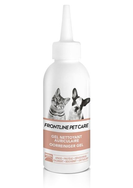 Frontline Pet Care Oorreiniger Gel