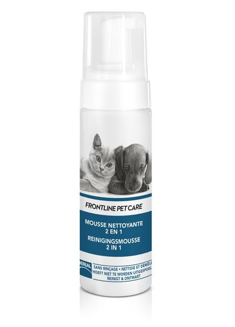 Frontline Pet Care Reinigingsmousse