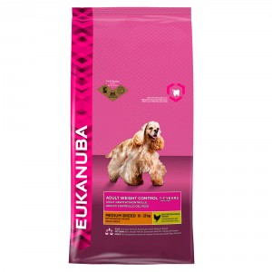 Eukanuba Adult light smallmedium breed Hondenvoer 3 kg