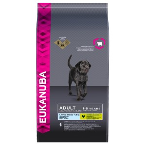 Eukanuba Adult large breed Hondenvoer 12 kg