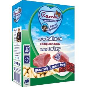 Renske Vers Graanvrij 7+ Kalkoen hondenvoer