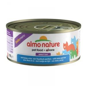 Almo Nature Daily Tonijn & Rijst 170 gr