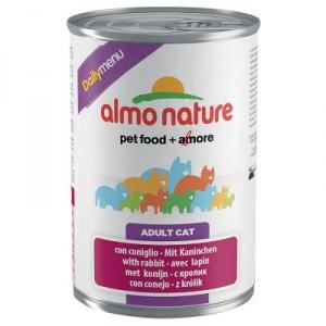 Almo Nature Daily Konijn 400 gram (160)