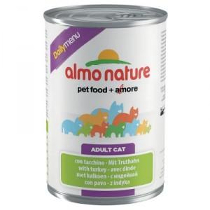Almo Nature Daily Kalkoen 400 gram (162)