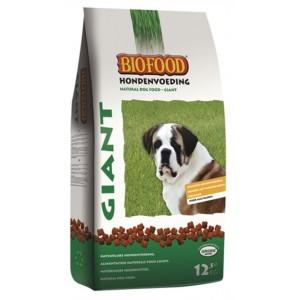 Biofood Giant Hondenvoer 2 X 12,5 Kg