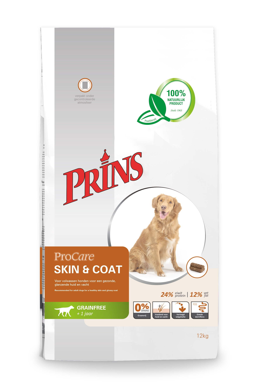 Prins ProCare Grainfree Skin & Coat hondenvoer