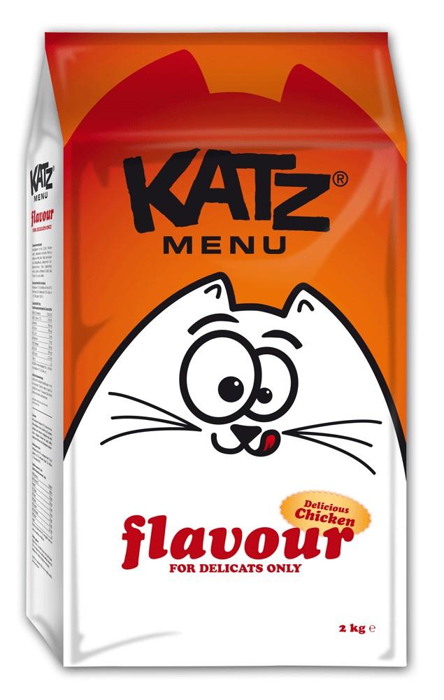 Katz Menu Flavour kattenvoer OP is OP