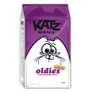 Katz Menu Oldies kattenvoer
