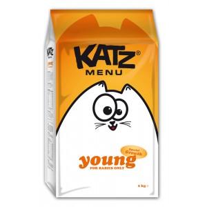 Katz Menu Young kattenvoer