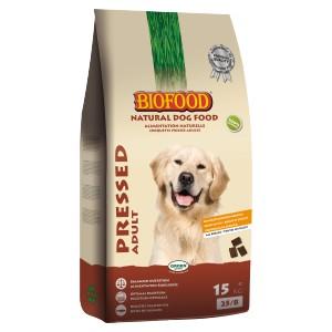 Biofood Adult Geperst hondenvoer 15 kg