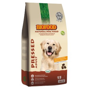 Biofood Adult Geperst hondenvoer