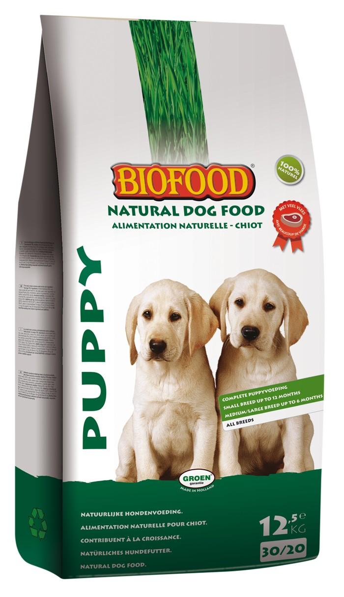 Biofood Puppy hondenvoer