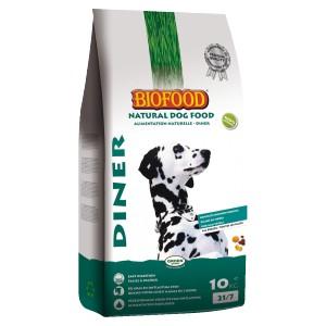 Biofood Diner hondenvoer 10 kg