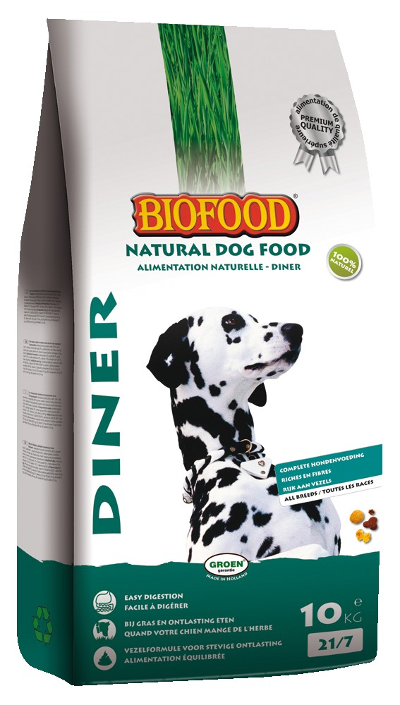 Biofood Diner hondenvoer