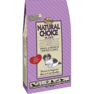 Nutro Choice Puppy Small/Medium Hondenvoer
