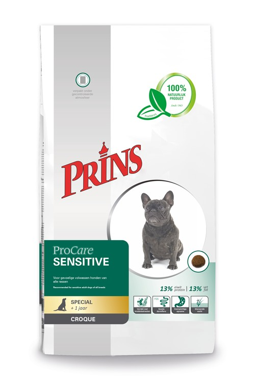 Prins Procare Croque sensitive hondenvoer