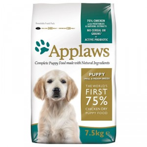 Applaws Puppy Small & Medium Kip hondenvoer