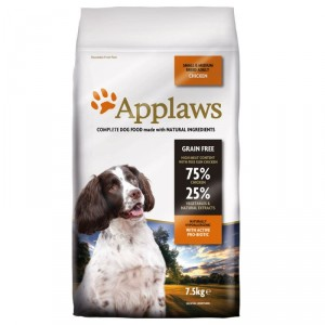 Applaws Adult Small & Medium Kip hondenvoer