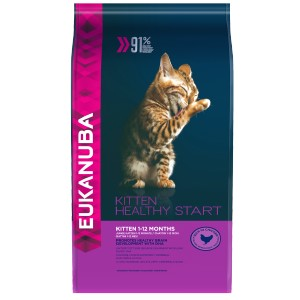 Eukanuba Kitten kattenvoer